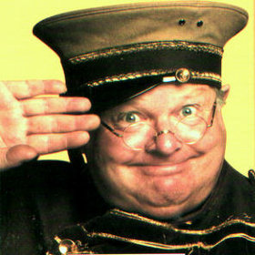 The rascal himself, Benny Hill. - bennyhill