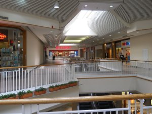 The old mall.
