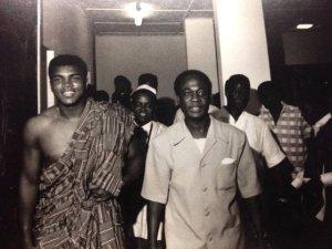 Ali in Ghana
