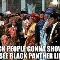 Black Panther. So. Lit.