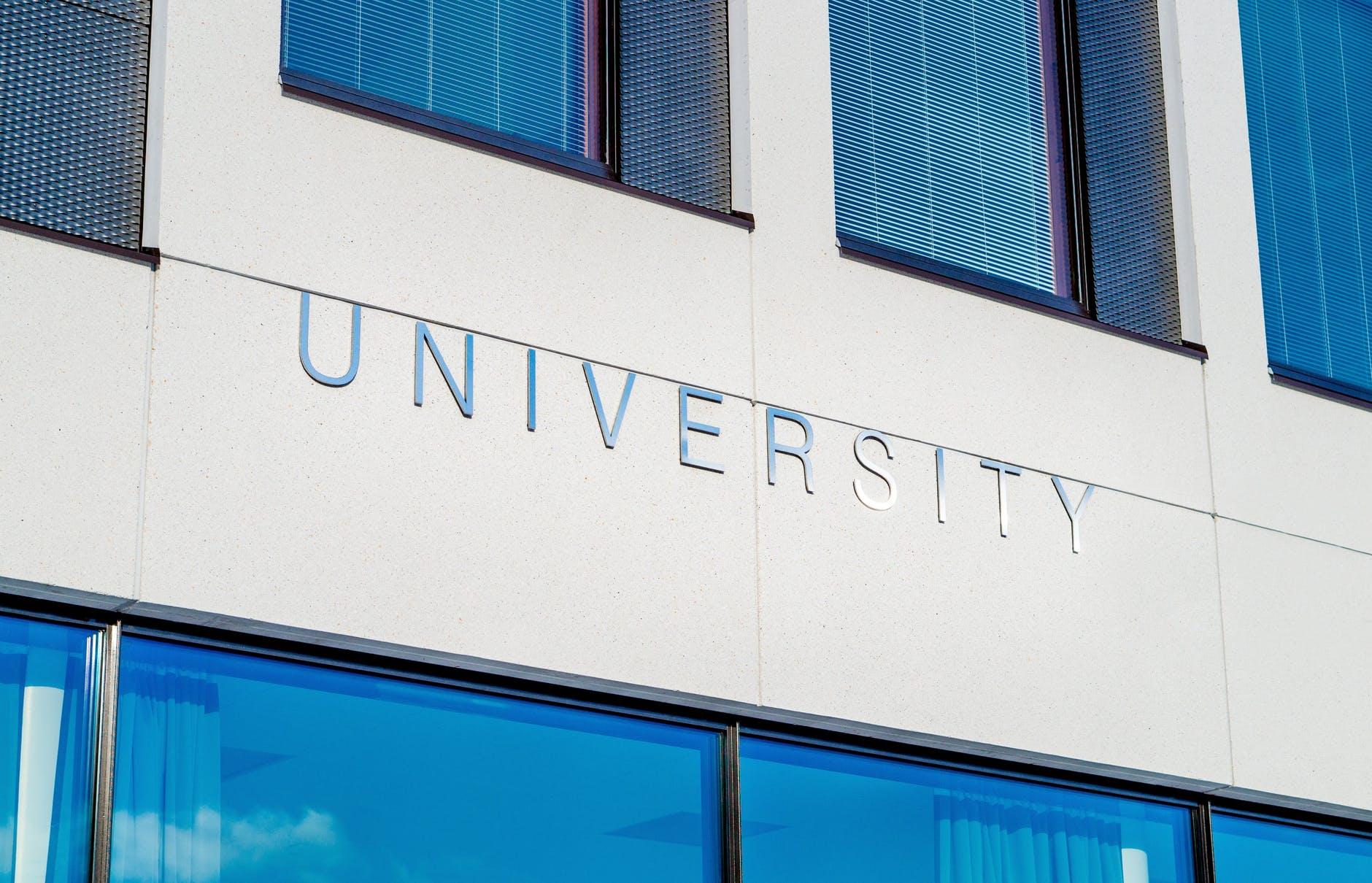 architecture building campus college