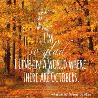 Blogtober #2: A World of Octobers.