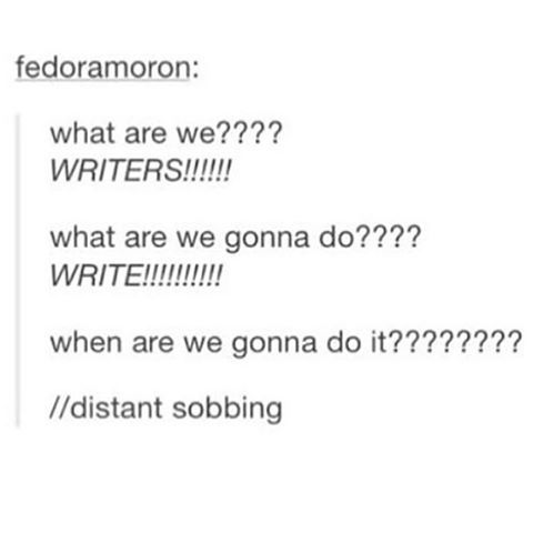 writingwoes